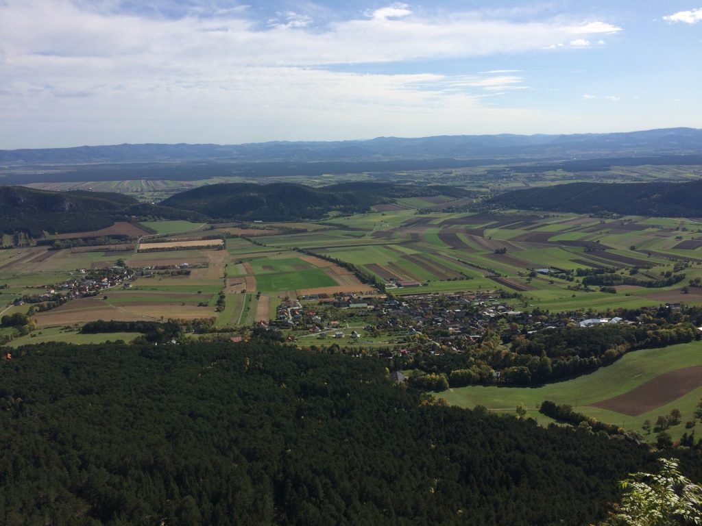 View from Felsenpfad