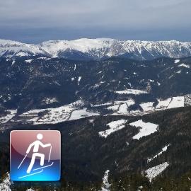 Ski Touring: Stuhleck via the Kaltenbachgraben