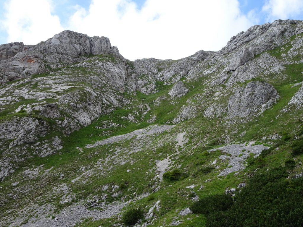View from Wurzengraben