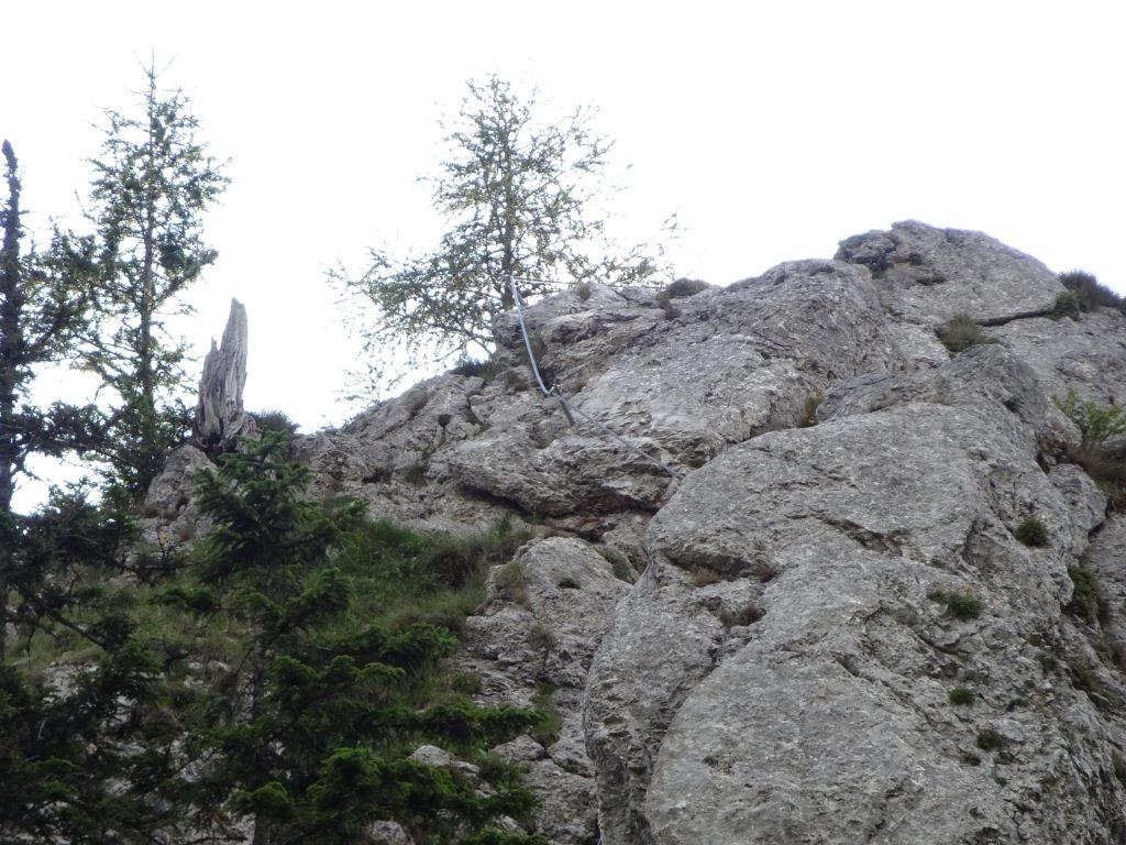 View to Turmstein (via ferrata)