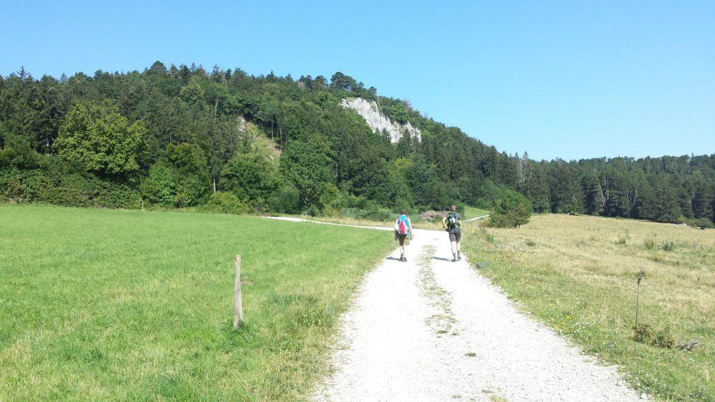 Towards Währingersteig