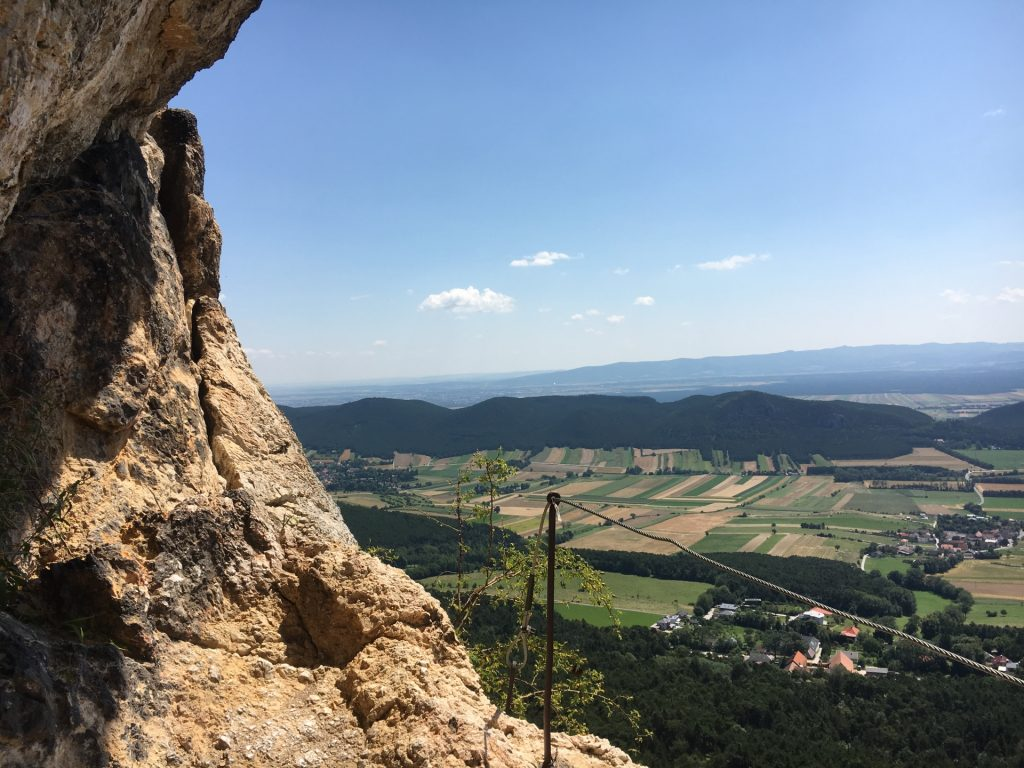View from Karnitsch Stüberl