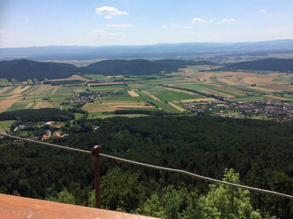 Break at the Karnitsch Stüberl