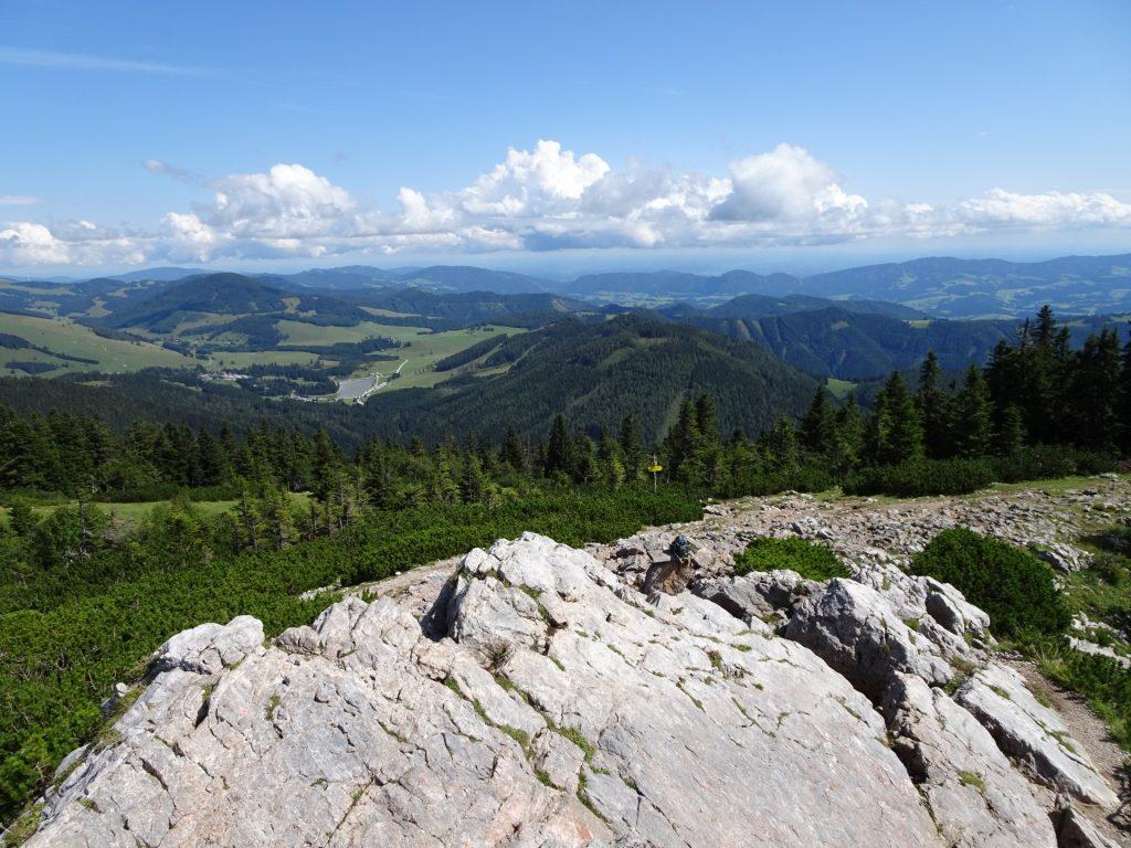 View from Hochlantsch