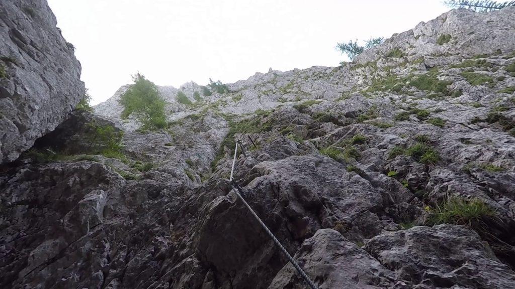 Trail upwards