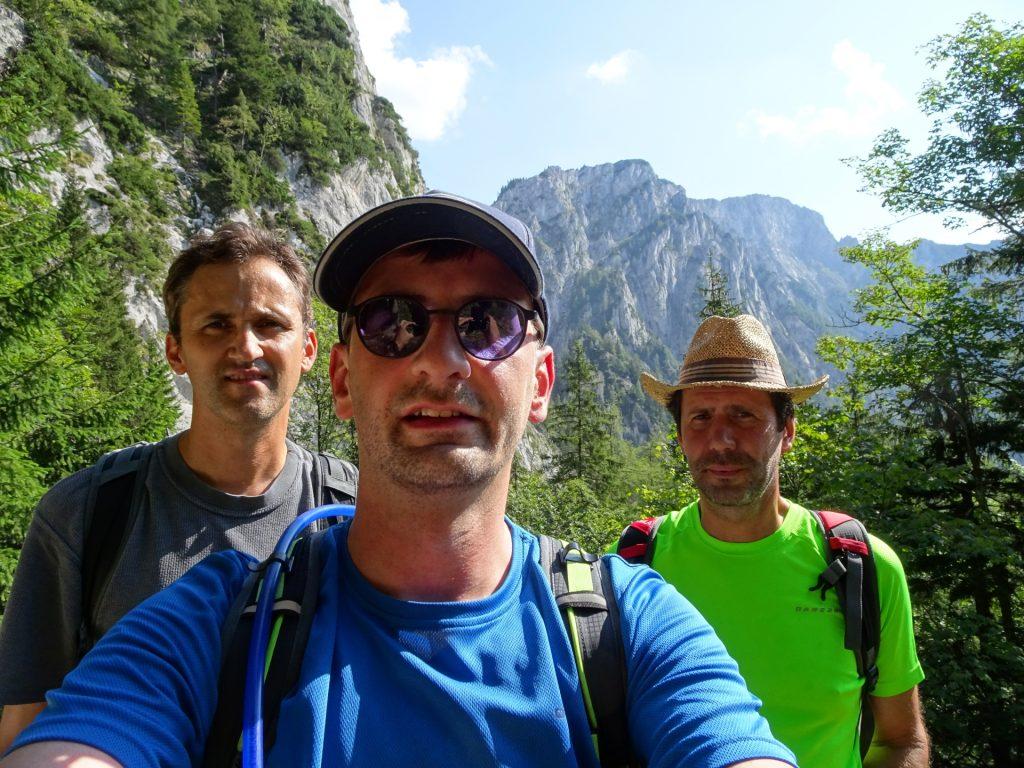 Selfie from Kaisersteig