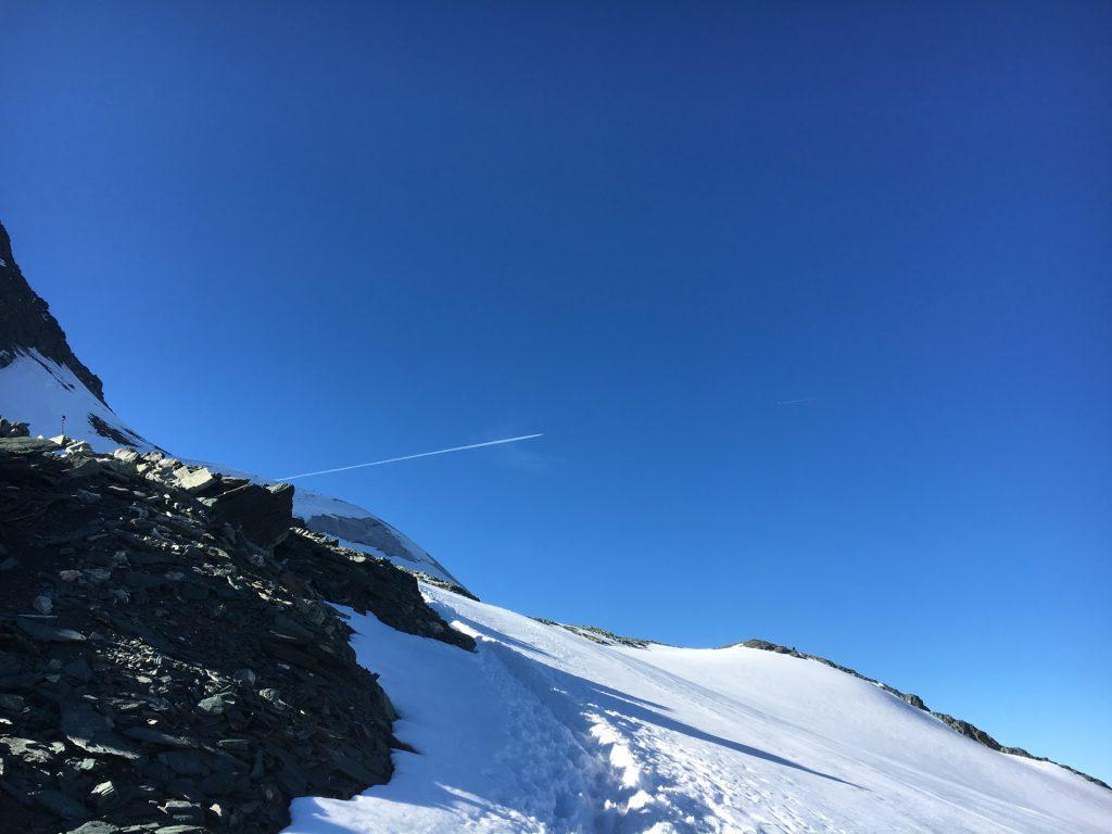 Trail towards Eisleitl
