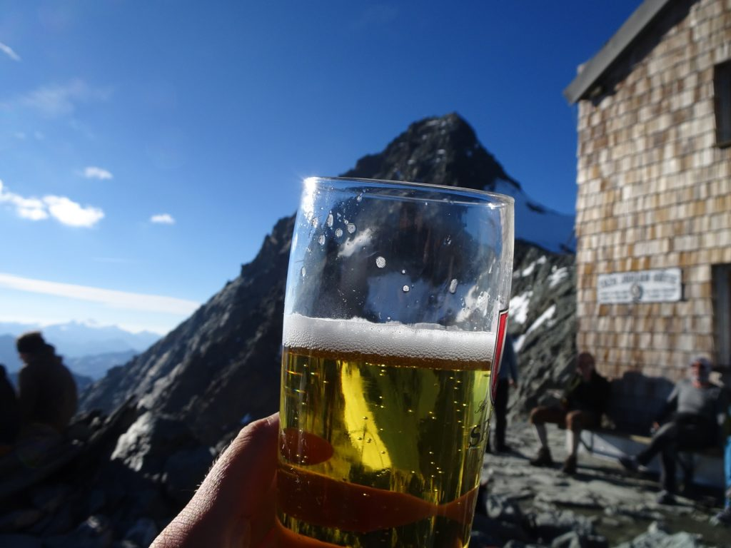 The perfect drink for enjoying this view!!!