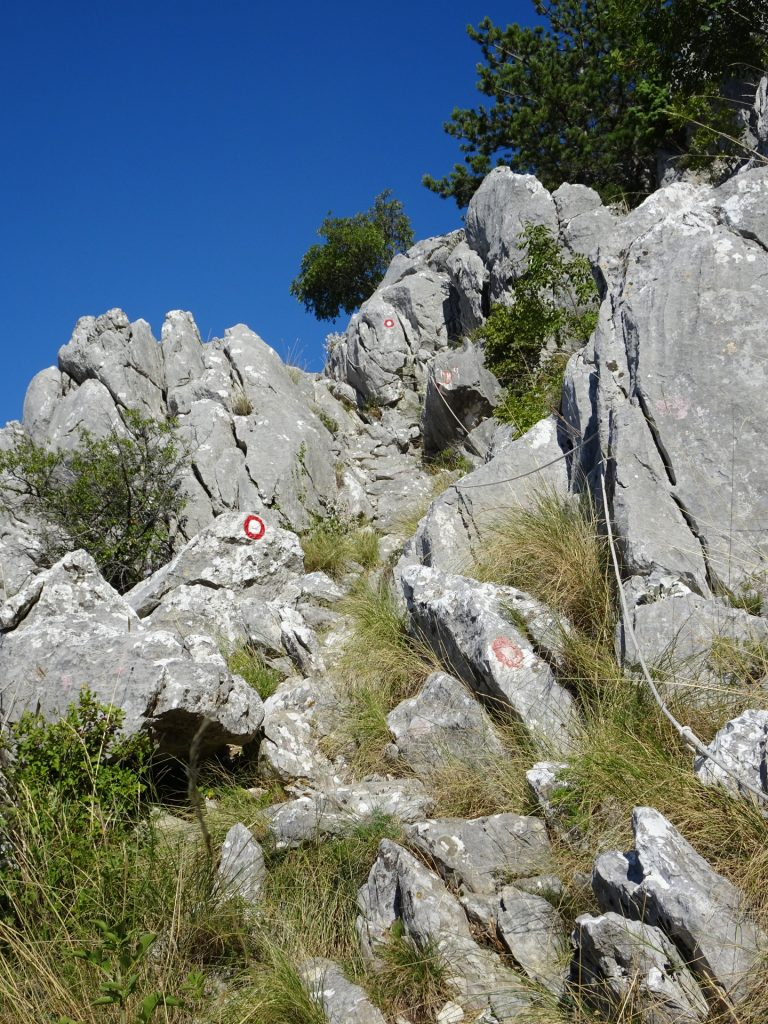 A bit of climbing (I-)