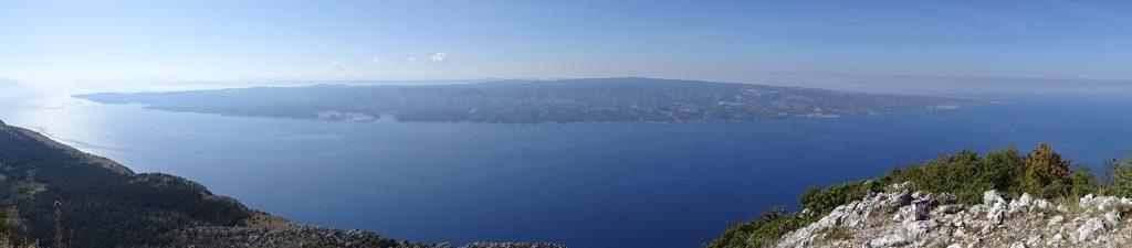 Panoramic view from Kula