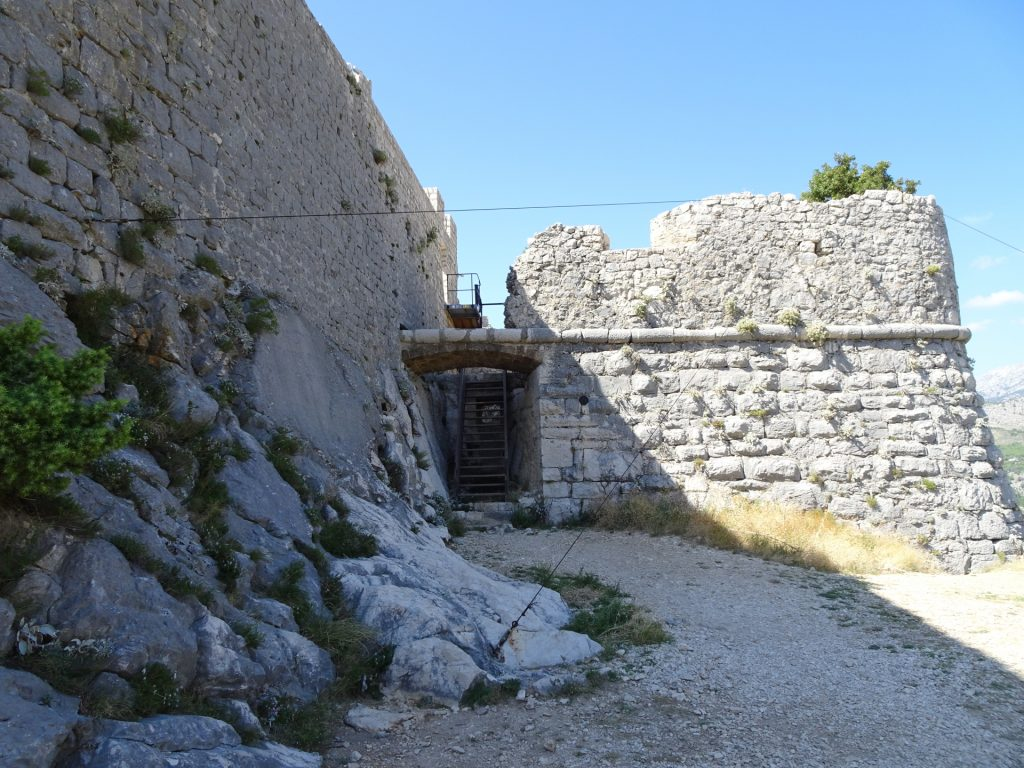 Entrance of the Fortress