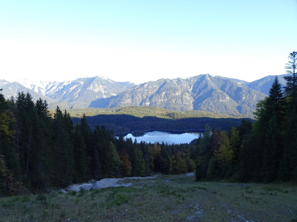 Wonderful Eibsee