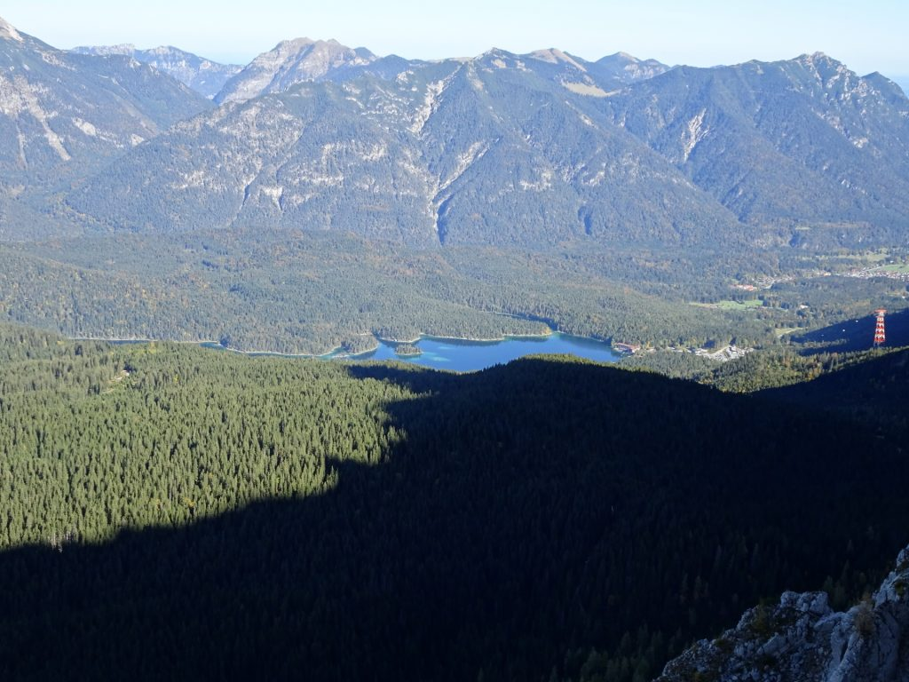 Beautiful Eibsee