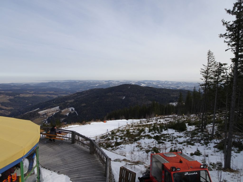 "View from the ""Stoa Alm"""