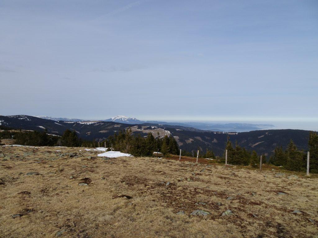 Schneeberg view
