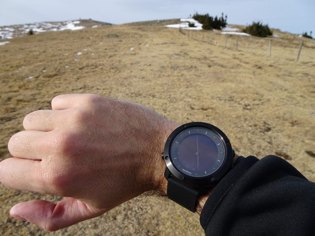 Testing: Suunto Traverse vs...