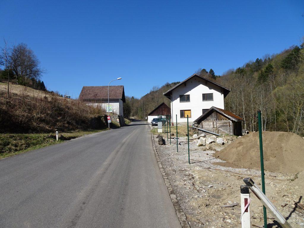 former Nazwirt (starting point)