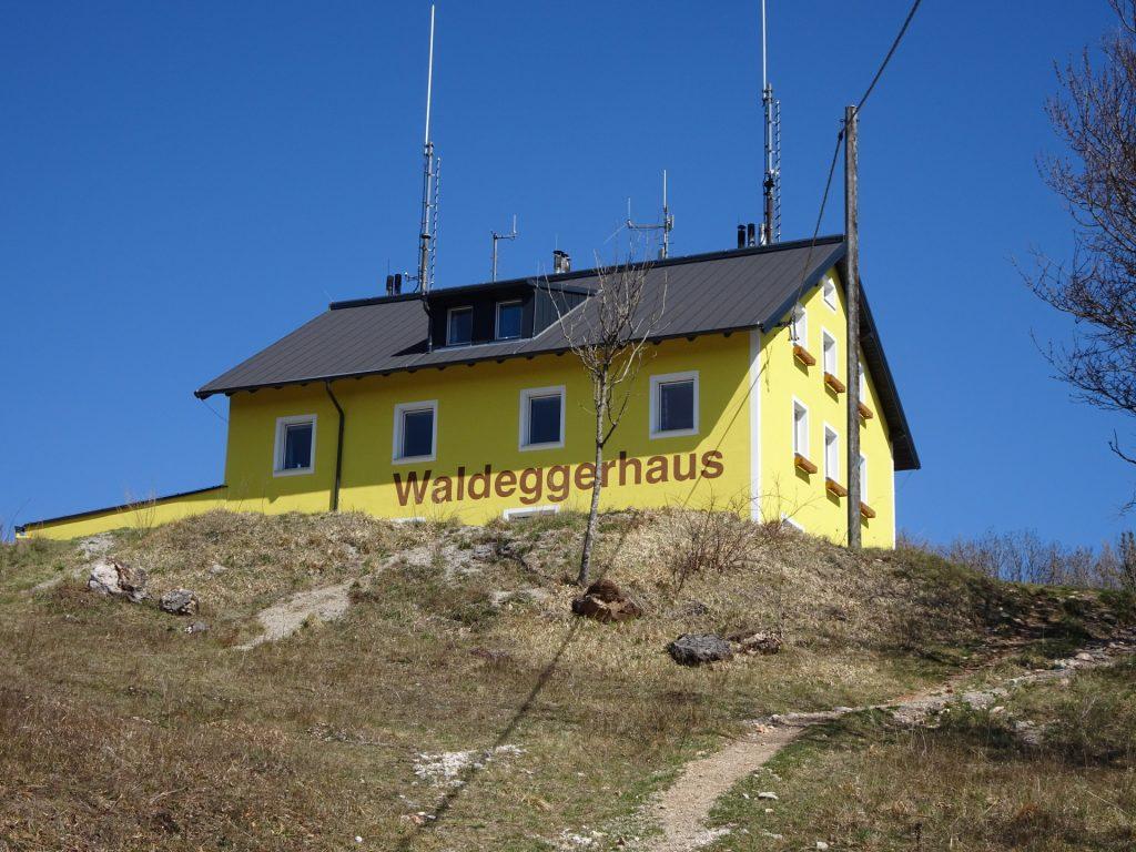 The Waldeggerhaus (restaurant)