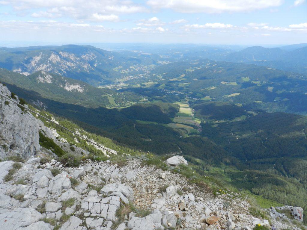 View from Preinerwand