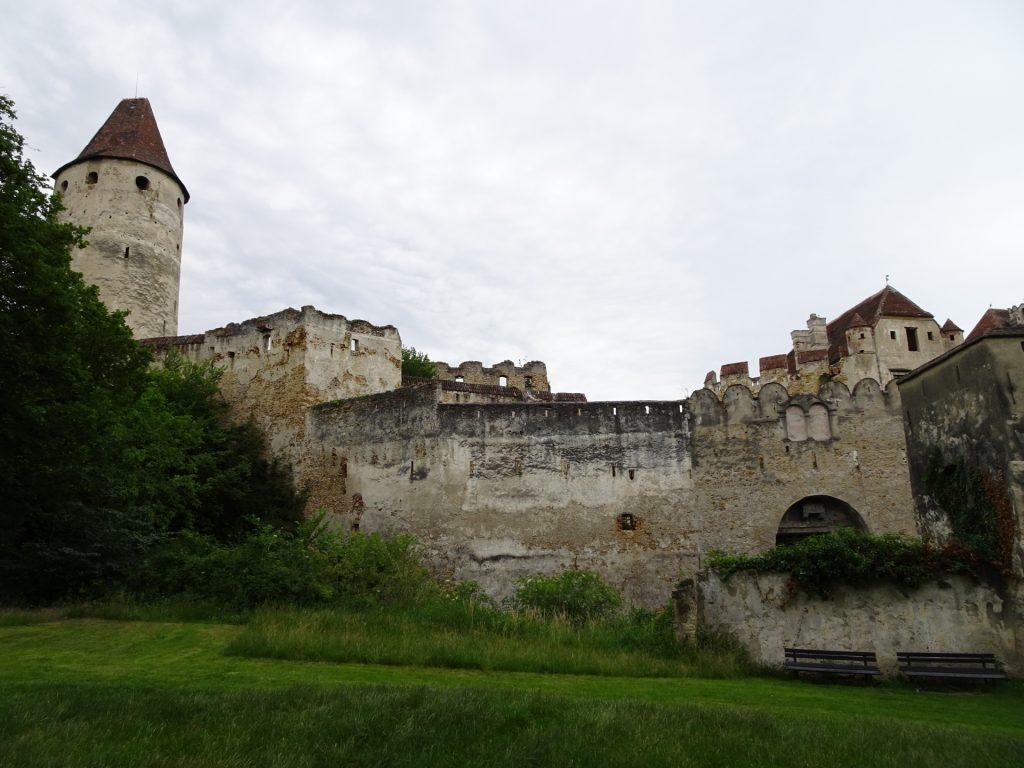 The castle of Seebenstein