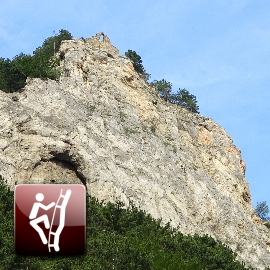 "Via Ferrata: ""Türkensturz via Pittentaler Steig (C/D)"""