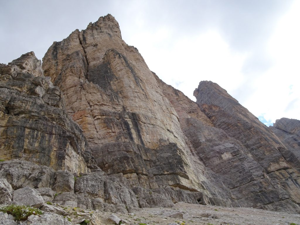 """At the """"tre cime"""""""