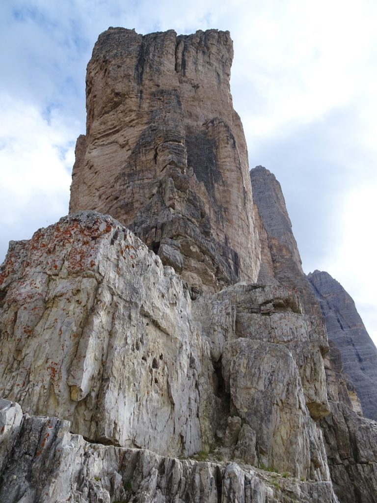 """The first of the """"tre cime"""""""