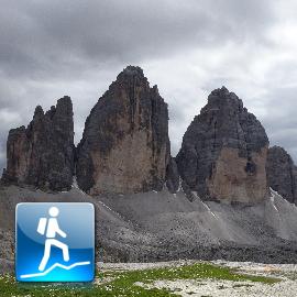 """Hiking Tour: Dolomites """"Tre Cime di Lavaredo"""""""