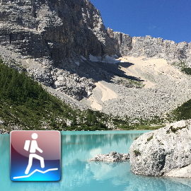 "Hiking Tour: Dolomites ""Lago di Sorapis"""