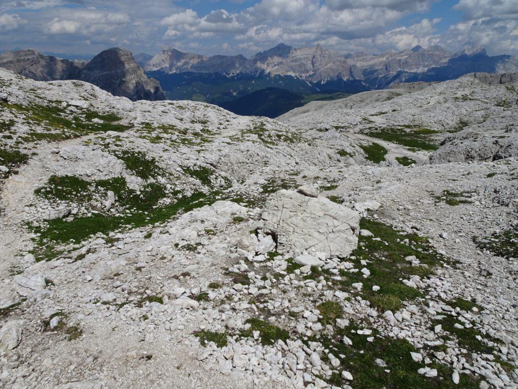 Use trail 676 for descending