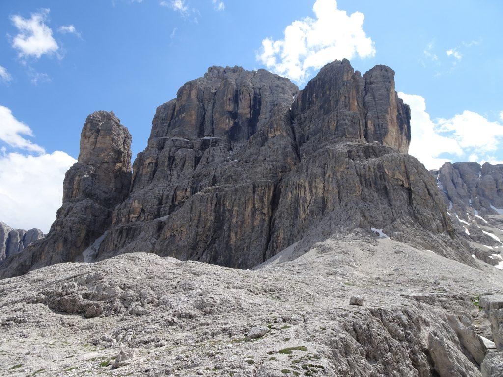 "View towards ""Pisciadù"""