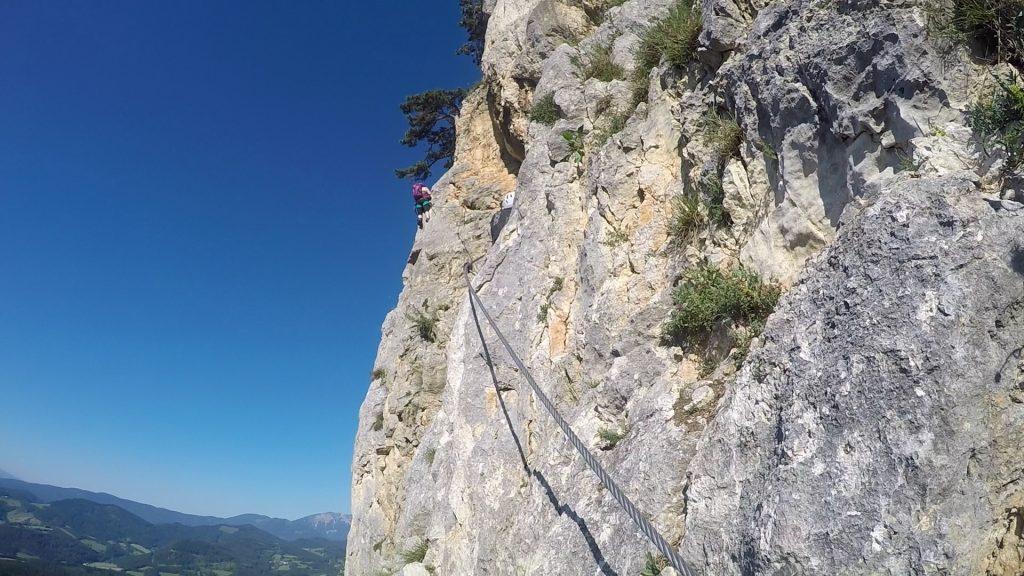 """GV-Steig: At the """"Weningerwand"""" (4, D)"""