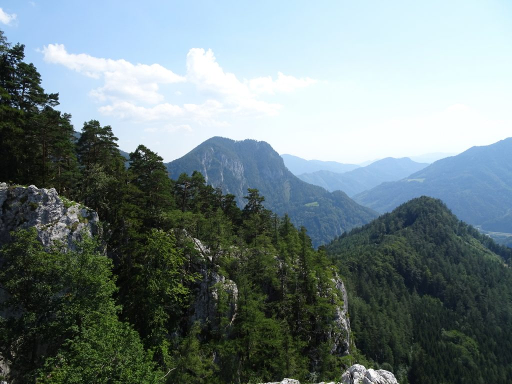 "View from ""Rannerwand"""