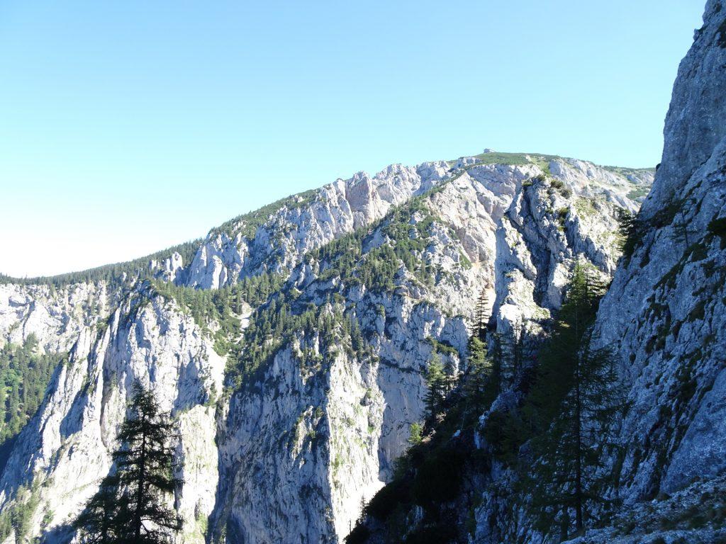 "View towards ""Habsburghaus"""