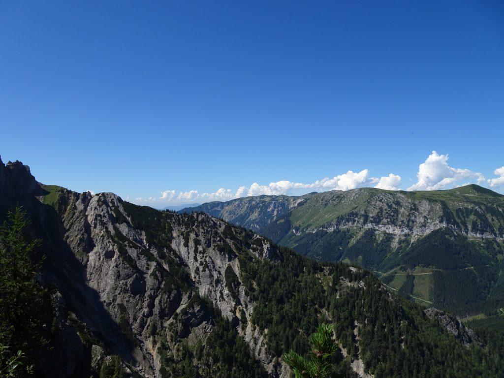 Amazing view from Wildfährte