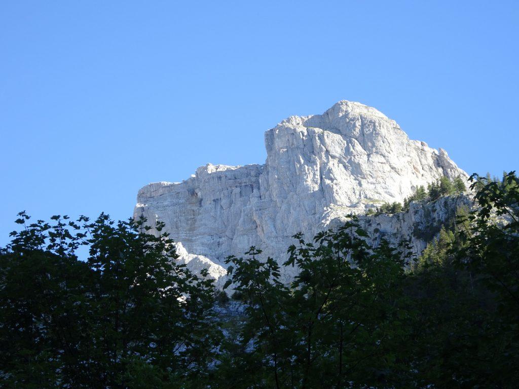 """View towards """"Stangenwand"""""""