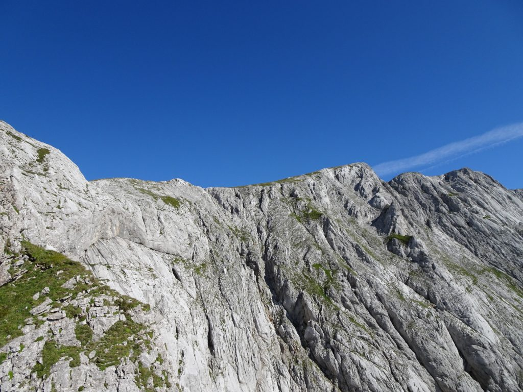 """View towards """"Hochschwab"""" from the """"G'hackte"""""""