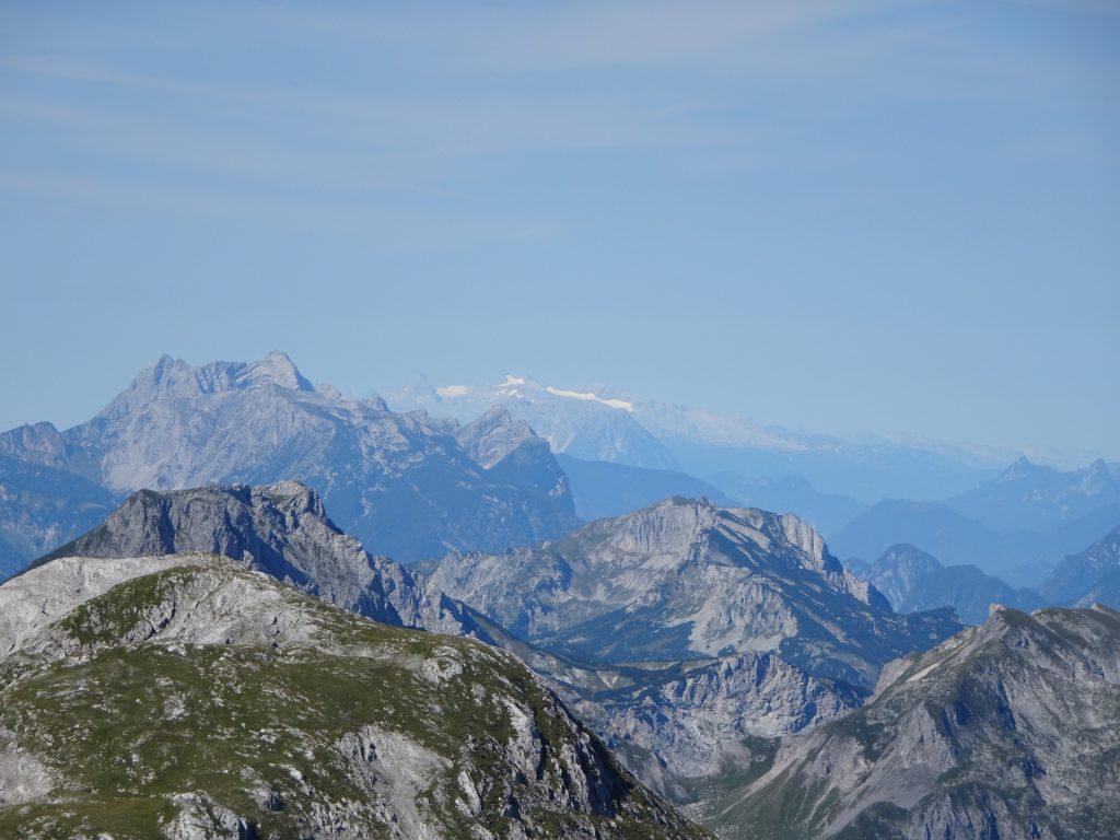 "Amazing distance view from ""Hochschwab"""
