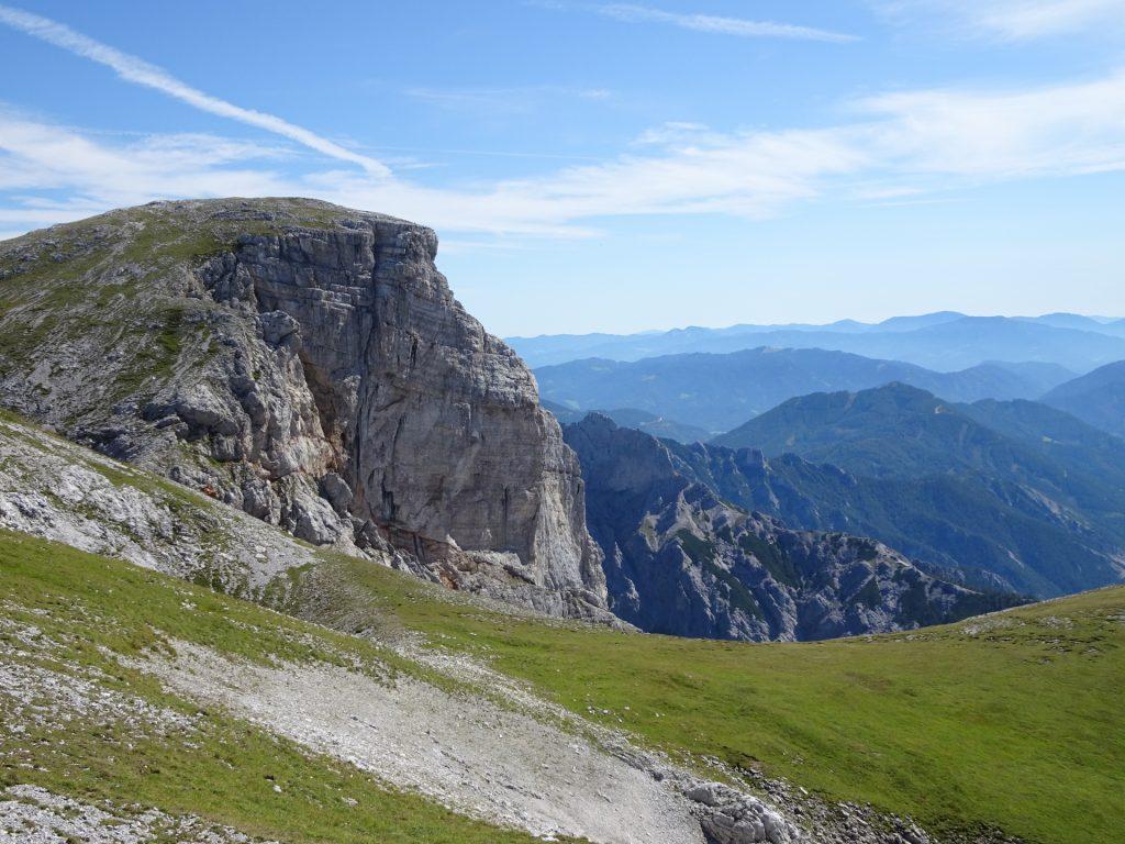 """View towards the """"Zinken"""""""