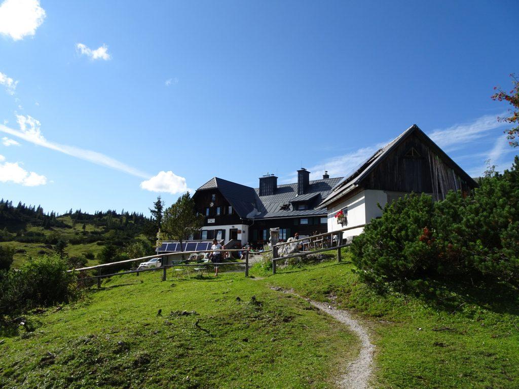 """The """"Sonnschienhütte"""""""