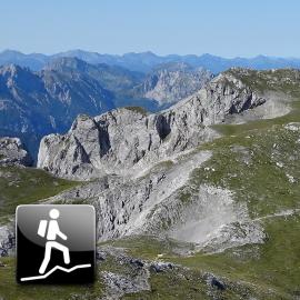 "Hiking Tour: ""Hochschwab via the G'Hackte"""