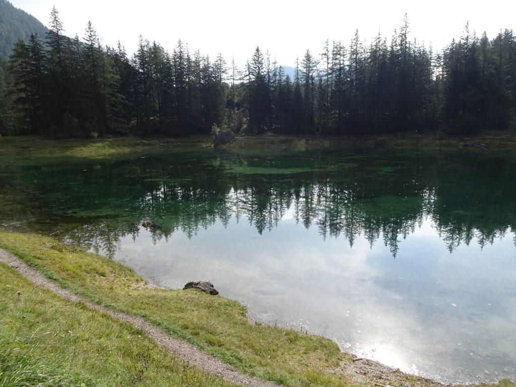 """Hiking around the """"Grüner See"""""""