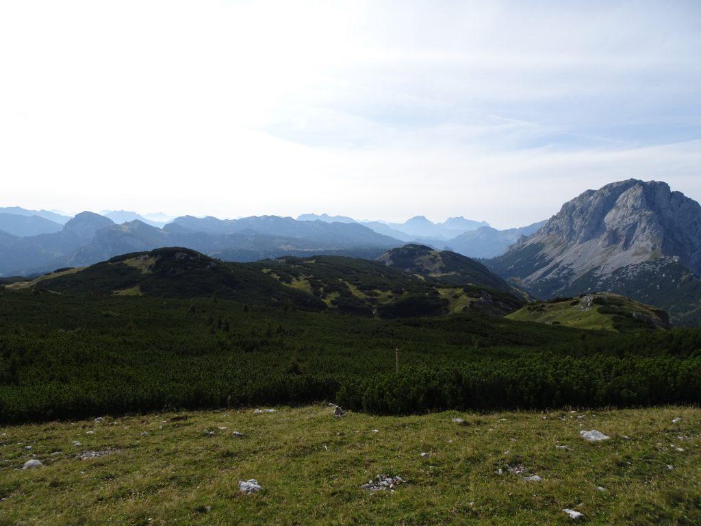 "View from trail towards ""Ebenstein"""