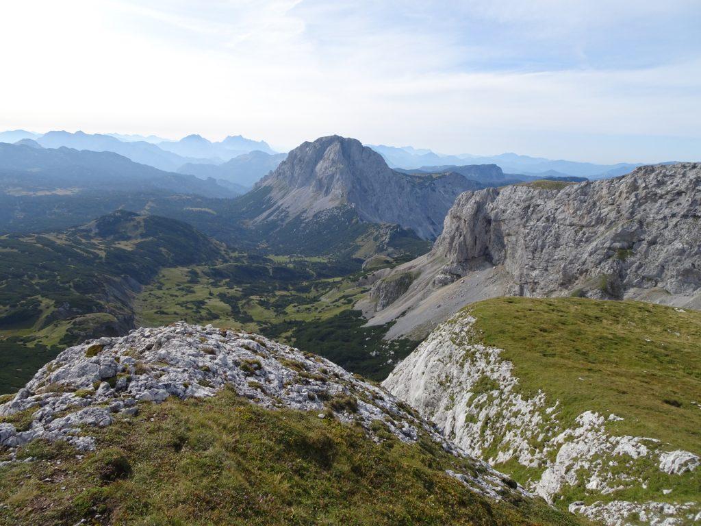"""View from """"Kleiner Ebenstein"""""""