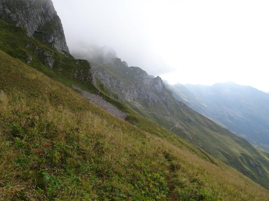 """Trail towards """"Eisenerzer Reichenstein"""""""