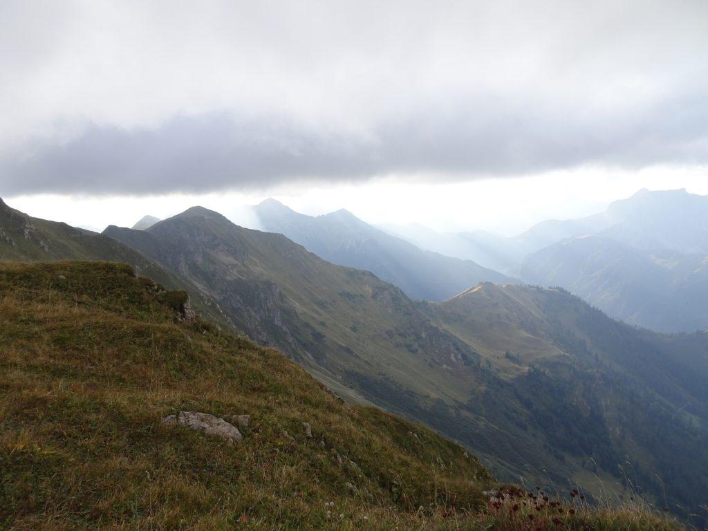 """View from """"Reichenhals"""""""