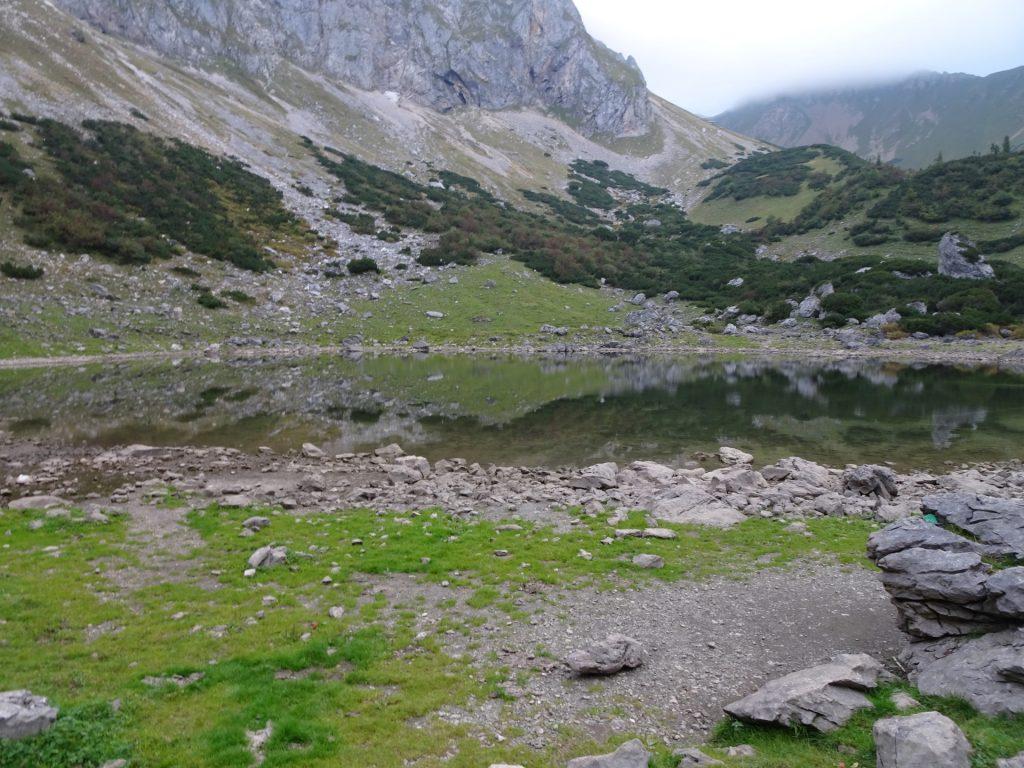 "The ""Krumpensee"" lake"