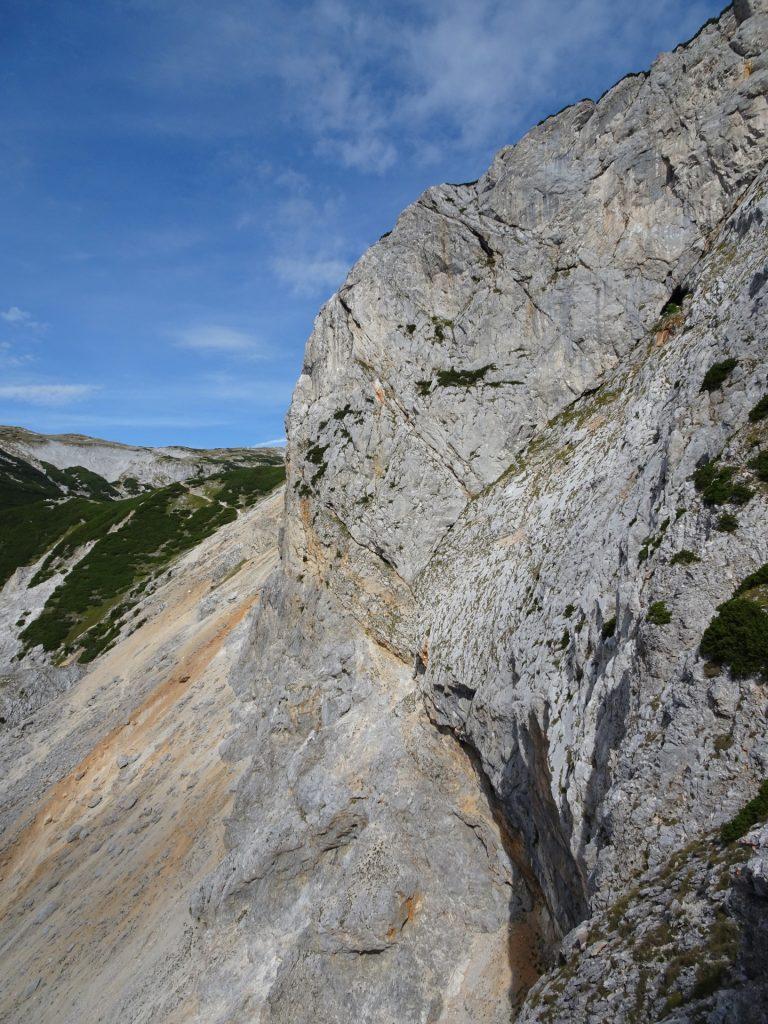 """View towards """"Neue Seehütte"""""""