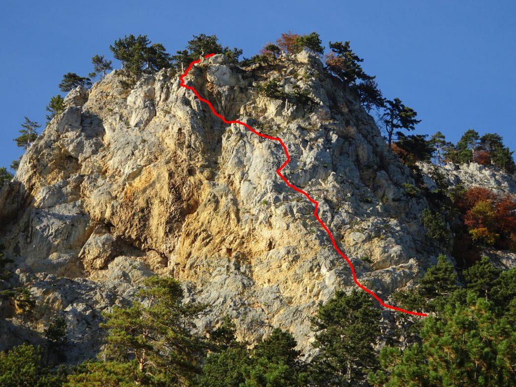 """GV-Steig: The """"Wenigerwand"""" (3-6)"""