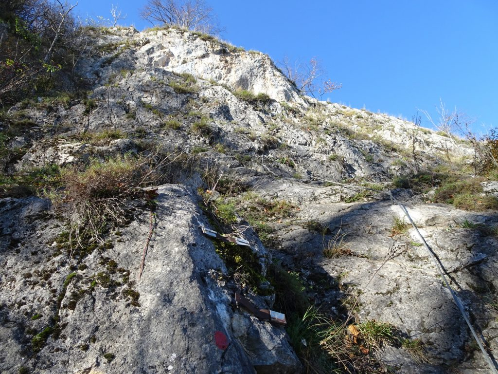 "The ""Ganghofersteig"" via ferrata (C/D)"